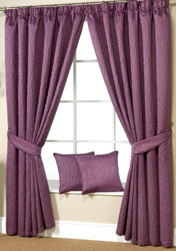 "Readymade Curtain in Plum/Purple 64""x90"" Pencil Pleat Tap... https://www.amazon.co.uk/dp/B0092PIC40/ref=cm_sw_r_pi_dp_U_x_FutqAb72CEX74"