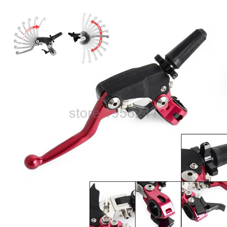 ==> [Free Shipping] Buy Best Forged Dirt Bikes Folding Clutch Lever Assembly Perch w/ Hot Start Lever For Honda CR CRF XL XR 125 150 250 400 450 650 Online with LOWEST Price   32692240107