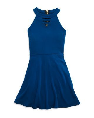 Sally Miller Girls' Cutout Dress - Sizes S-XL | Bloomingdale's