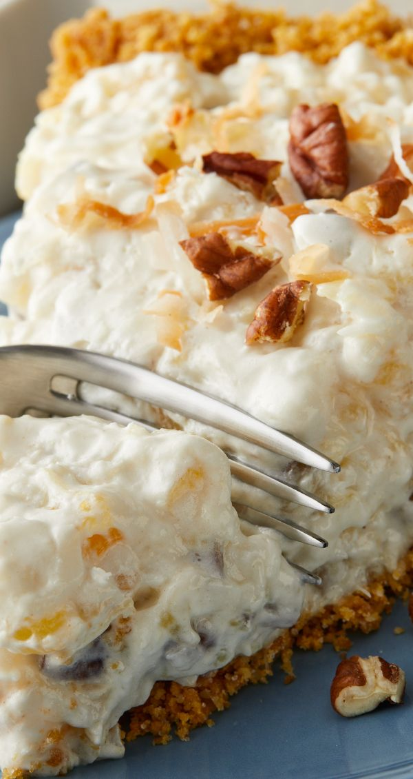 Millionaire Pie -- Eagle Brand's classic pie will have you feeling like one – so freakin' bad. Combine coconut, pineapple, pecans, our sweetened condensed milk & lemon juice in bowl. Mix together, fold in whipped topping, pour into crust, then chill. Garn