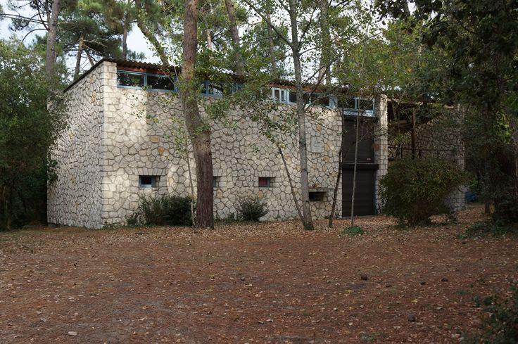 Le Corbusier - Villa le Sextant