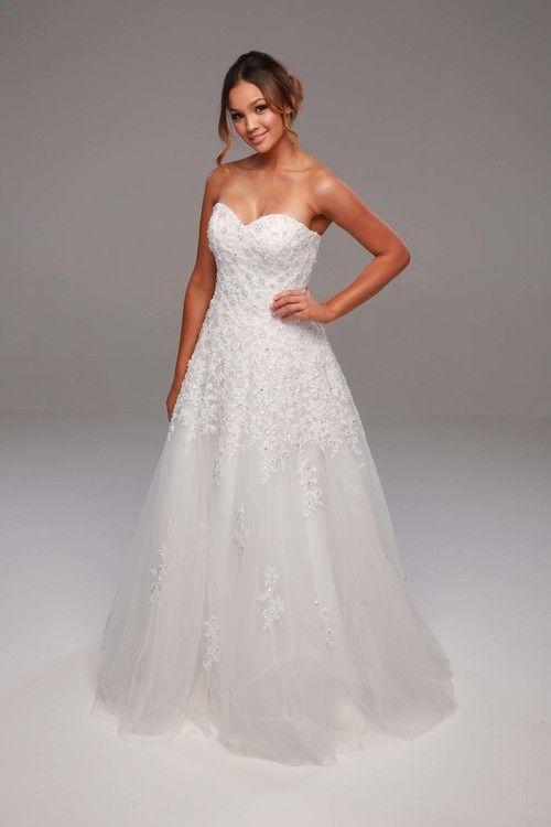 Cizzy Bridal Wedding Dress Princess Casey - CZ3026