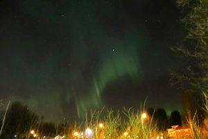Retour d'un séjour en Laponie finlandaise en Octobre