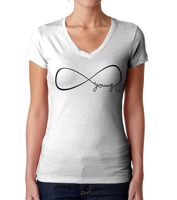 Infinity Shirt Infinity Symbol Love Shirt Infinity Sign by Umbuh