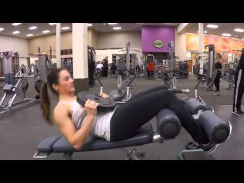 8 Week Body Transformation: Day 34 Back and Biceps - Fitness Food Diva