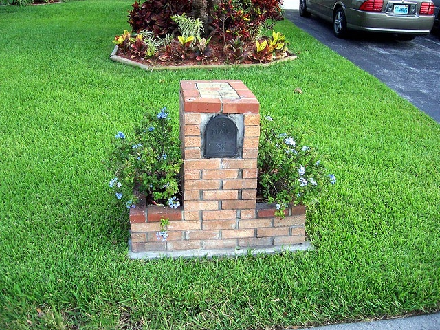 Brick Mailbox 3                                                                                                                                                                                 More