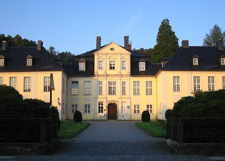 Herrnhut, Germany, location of the Moravian Revival who inspired John and Charles Wesley, founders of the Methodist Church