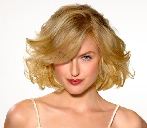 tagli capelli medi mossi rossi - Cerca con Google