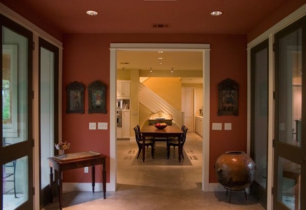 Quot Red Cent Quot Sherman Williams Love This Color For My Office