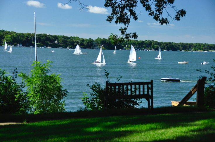 Delavan lake is perfect for fishing boating and relaxing