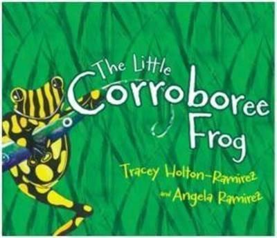 The Little Corroboree Frog - Tracey Holton-Ramirez