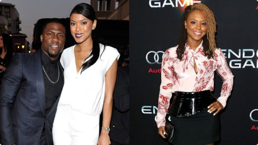 Kevin Hart's Ex-Wife Torrei Says When Black Men Reach A Higher Level of Success, They Starts Dating Light Skinned Women #KevinHart #kevinhartfunny #lol #pictures #videos #comedy