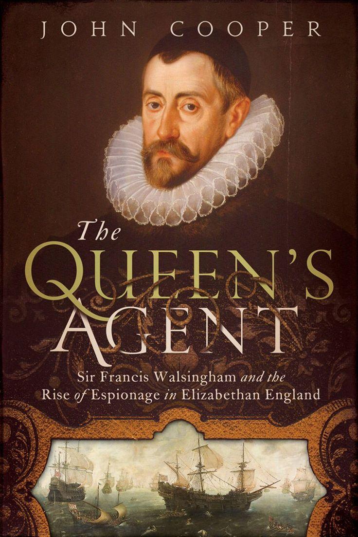 Sir Francis Walsingham, spymaster & man who saved Elizabeth's regime & the country's independence. Elizabeth I came to the throne at a time of insecurity & unrest. Rivals threatened her reign; England was a Protestant island, isolated in a sea of Catholic countries. Spain plotted an invasion, but Walsingham, was prepared to do whatever it took to protect her. He ran a network of agents in England & Europe who provided him with information about invasions or assassination plots.