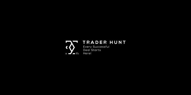 StrategicLogo Design Strategy Relied On The Process Of Linking The Buyer Or Seller So That Trader Hunt Is The Mediator Between The Two Parties Has Been Configured In The Letter T. Logo Of Linking Two Indicative Of The Seller And The Buyer And Receive A …