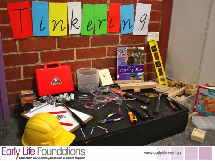 Sandringham Primary School - Tinkering