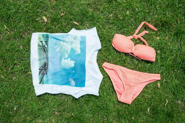 10. Diverse (Pasaż +2) - t-shirt i strój kąpielowy