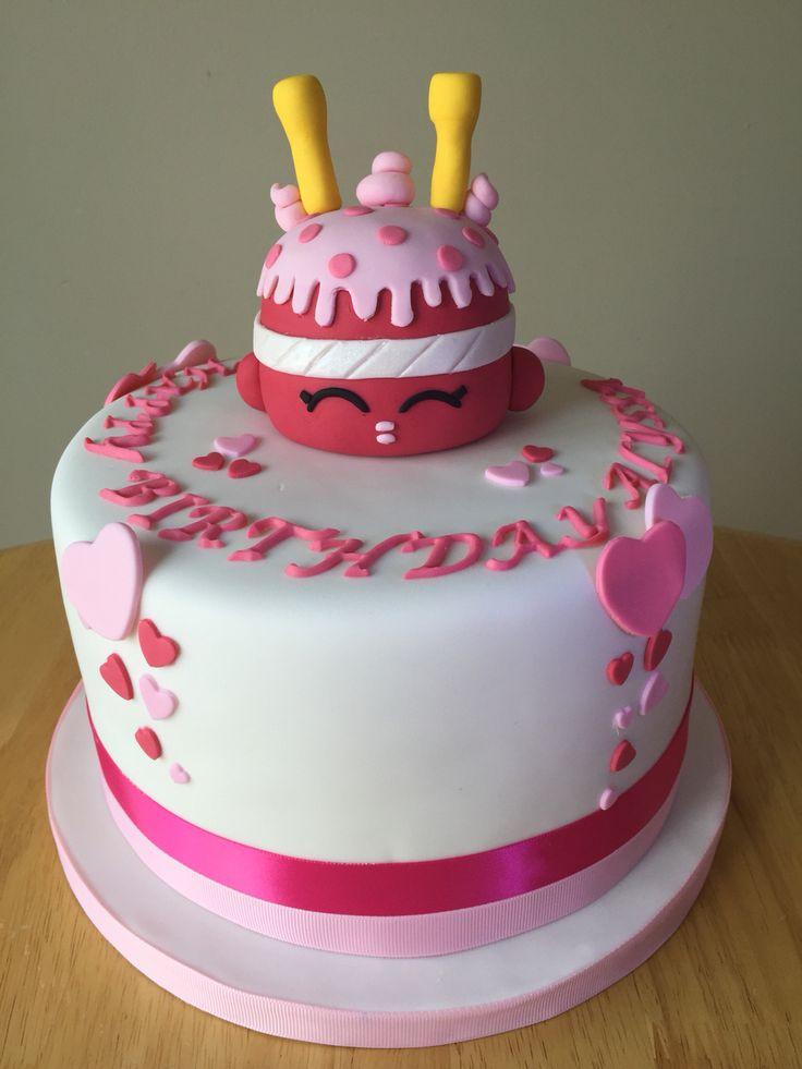 How To Make A Shopkin Birthday Cake