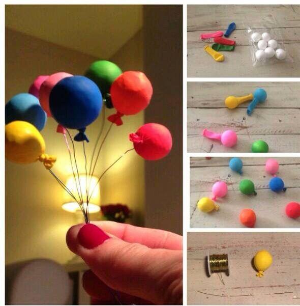 Verwenden Sie halbe Runden, Klebepunkte oder Perlen für BDay-Karten ♥ – Papier Kunst