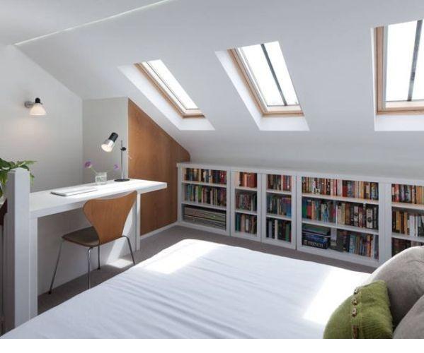 12 idées pour aménager un coin bureau dans votre chambre