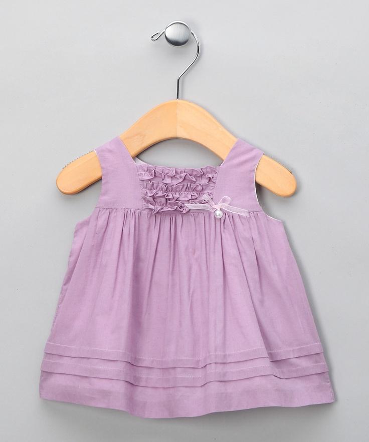 Petite Mauve Dress - Infant | SPRING 2013 | Pinterest