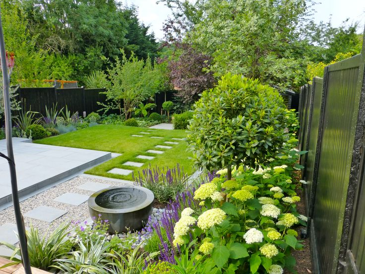 Superbe Backyard Garden