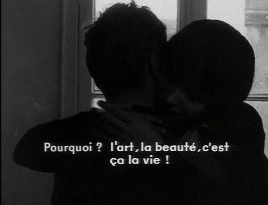 Vivre Sa Vie, Jean-Luc Godard, 1962