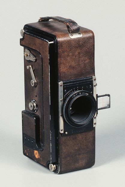 Tourist Multiple - List of Early 35mm Cameras, from 1914 to 1932 pag.1