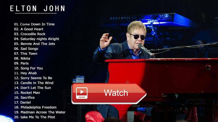Greatest Hits Elton John Elton John Best Songs  Greatest Hits Elton John Elton John Best Songs
