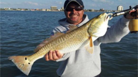 South padre island bay deep sea fishing charters and for Bay fishing spi