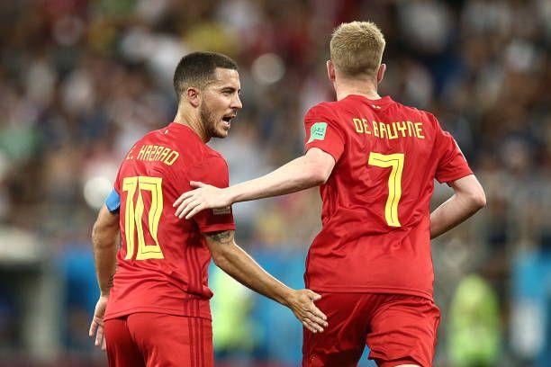 0ef9e1aa3adf29db38b4634a37a4adf5 - Hazard, De Bruyne out of EURO 2020 quarter-final match against Italy