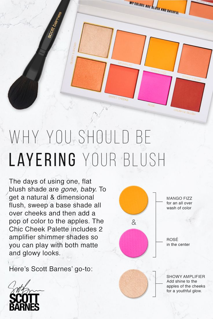 CHIC CHEEK N°1 BLUSH PALETTE in 2020 Blush palette