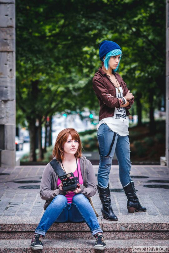 cc46d4a92bc8 Chloe Price Cosplay Tutorial