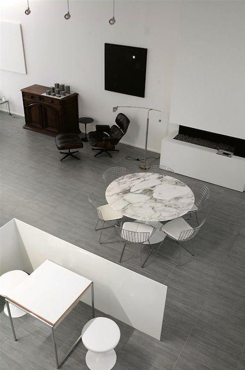 Linea Granitoker, serie Metalwood #CasalgrandePadana #architecture #design #interiordesign #ceramics #ceramica