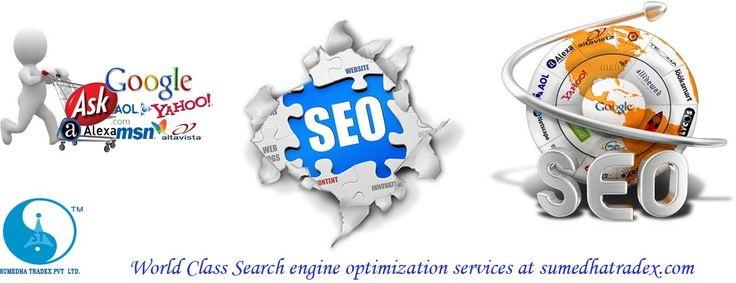 Want to increase ‪#‎online‬ visibility of your ‪#‎hotel‬ ,‪#‎medical‬ , ‪#‎property‬, ‪#‎education‬ ‪#‎business‬?? Go for#SEO Services, to make your ‪#‎website‬ reach your potential customers who are looking to ‪#‎buy‬ products!  Email: info@sumedhatradex.com Phone: 011-65157809 Mobile: +91 9210291240 website: www.sumedhatradex.com