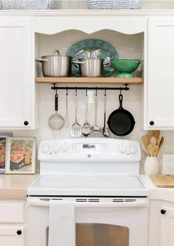 60 Smart Kitchen Storage Ideas For Small Spaces