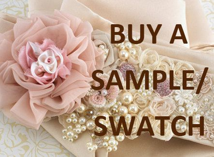 BUY A SWATCH/SAMPLE