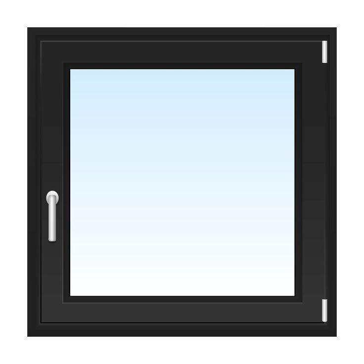 Die 25 besten ideen zu schwarze fenster auf pinterest schwarz fensterrahmen schwarze - Fenster geht nicht mehr auf ...