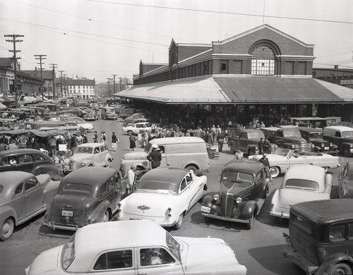 The Byward Market , Ottawa , Ontario