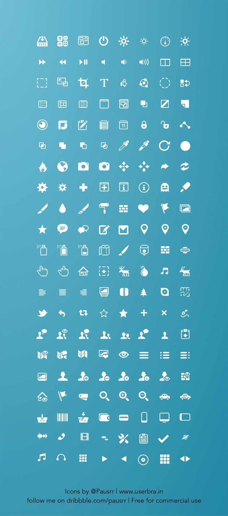 Web design freebies, Free Sketch icon set by Pausrr