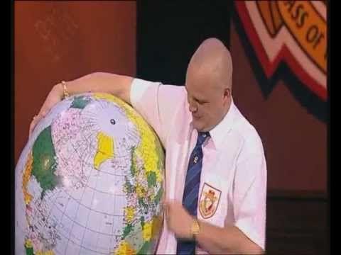 Al Murray on nations