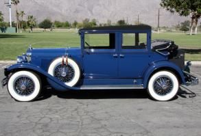 17 best images about 1929 caddilac lasalle on pinterest for Exotic motor cars palm springs ca