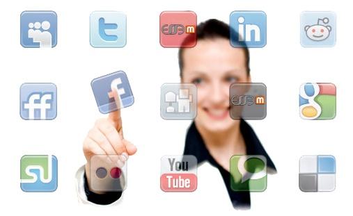 O profissional atualizado nas redes sociais.  Vamos fazer as redes sociais produzirem conteúdos interessantes para nós profissionais?