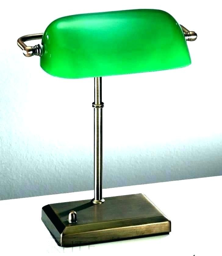 Bankers Desk Lamp Shade Replacement, Replacement Glass Shade For Bankers Lamp