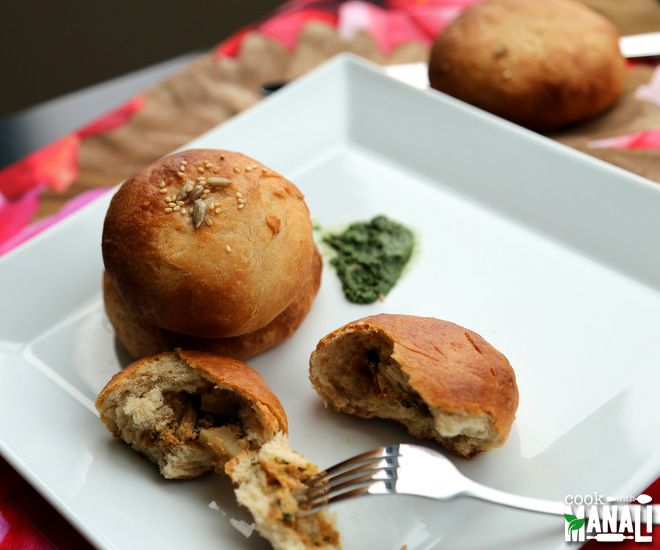 37 best indian street food images on pinterest indian food recipes whole wheat veggie buns masala buns cook with manali find this pin and more on indian street food forumfinder Images