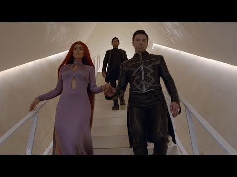 Marvel's Inhumans - Official Trailer 1 - VER VÍDEO -> http://quehubocolombia.com/marvels-inhumans-official-trailer-1   	 Create your destiny. Meet Marvel's #Inhumans early in IMAX theatres Sept 1, and experience the full series starting Sept 29 on ABC. ► Subscribe to Marvel:  Follow Marvel on Twitter: ‪ Like Marvel on FaceBook: ‪ For even more news, stay tuned to: Tumblr: ‪ Instagram: ‪ Google+: ‪ Pinterest:...