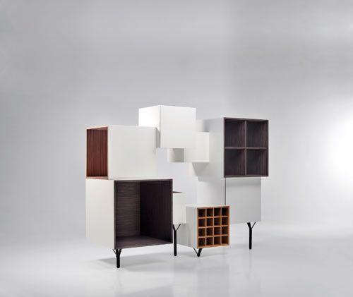 Free Port by Marti Guixe: Cabinets, Port Cabinet, Barcelona Design, Cabinet Free, Bd Barcelona, Furniture