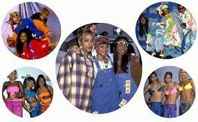 Image result for 90s hip hop fashion