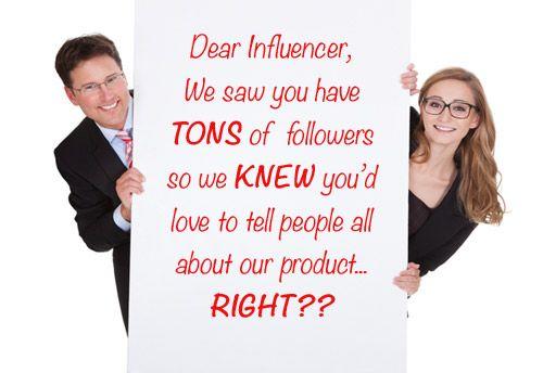 Influencer Outreach Services