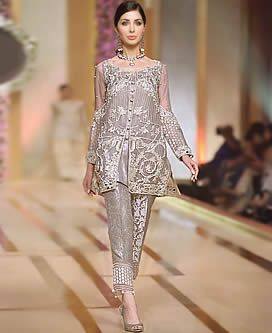 D6458 Enchanting Party Dress for Evening and Formal Events Indian Party Wear Asian Party Wear Kew Garden New York NY USA