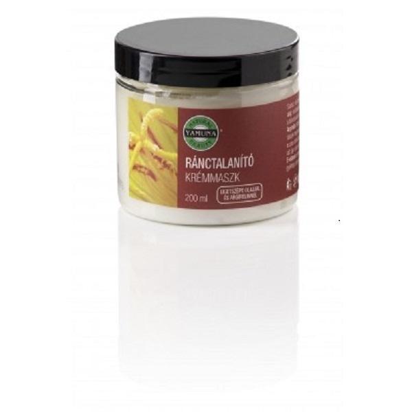 Masca - Crema Antirid, Yamuna - http://www.carlisa.ro/274~Produse-Cosmetice-Anti-Rid/285~Masti-Antirid/1476-Masca---Crema-Antirid--Yamuna.html